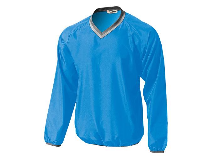 ■WUNDOUのウェア WUNDOU ウンドウ ベーシックピステ ブルー P-1280J 1710 日本メーカー新品 子ども キッズ ジュニア 子供 オールスポーツ ウェア 安い 激安 プチプラ 高品質