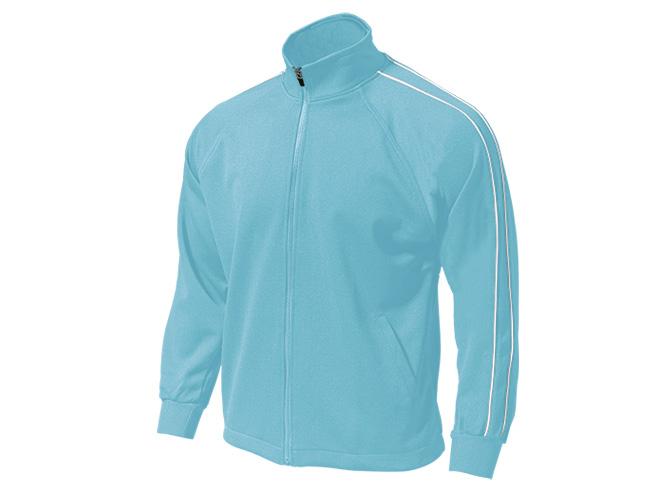■WUNDOUのウェア WUNDOU 定番キャンバス ウンドウ バイピングトレーニングシャツ 送料無料 サックス P-2000J 1710 キッズ 子供 ウェア ジュニア 子ども オールスポーツ