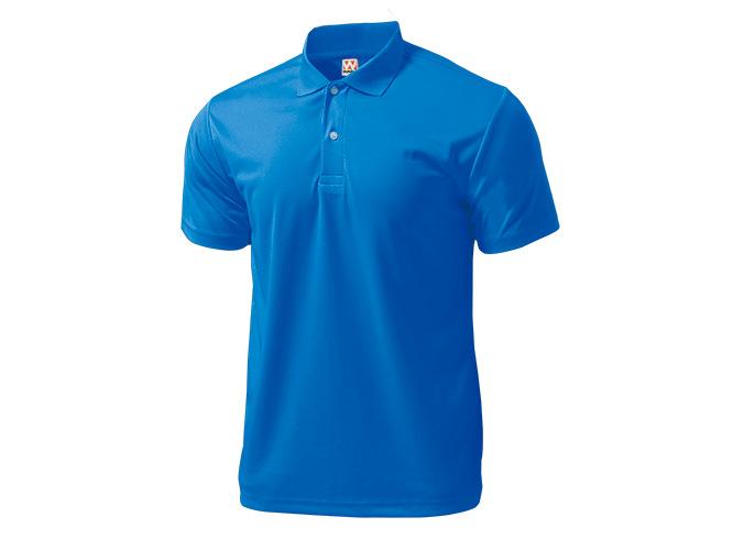 ■WUNDOUのウェア WUNDOU ウンドウ ドライライトポロシャツ 買収 ブルー P-335-4XL 男性 紳士 ウェア 1710 オールスポーツ メンズ 期間限定今なら送料無料