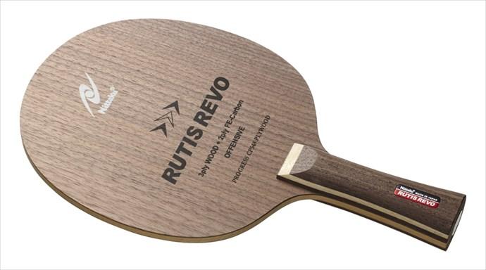 《送料無料》Nittaku (ニッタク) 日本卓球 ルーティスレボ FL NC-0430 1801 卓球 ラケット