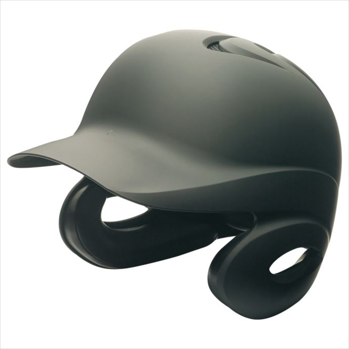 SSK(エスエスケイ) 硬式用両耳付きヘルメット(艶消し) 90M H8500M 1806 野球 ベースボール