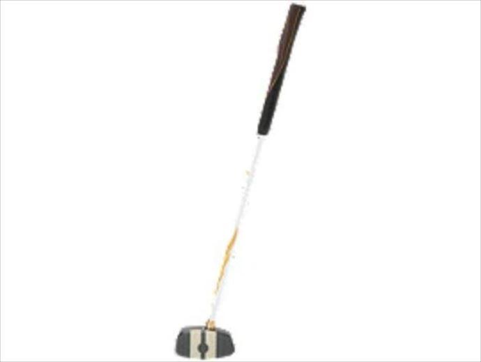 《送料無料》asics (アシックス) GG ストロングショットハイパー ブラウン×ホワイト 3283A014 1905 グランドゴルフ クラブ