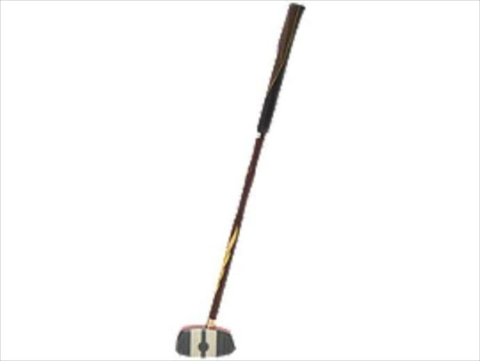 《送料無料》asics (アシックス) GG ストロングショットハイパー レッド×ブラウン 3283A014 1905 グランドゴルフ クラブ