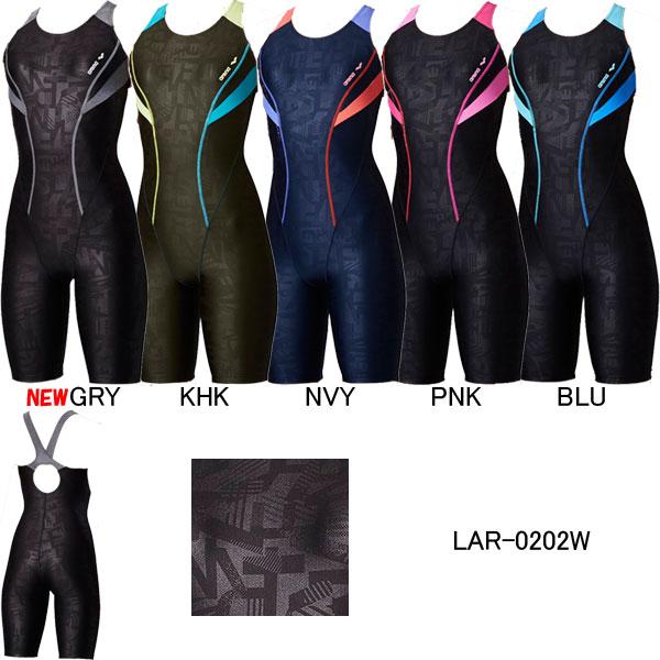 【11%OFF】アリーナ(ARENA)女性用 フィットネス水着 アクアエクサ ウイメンズサークルバックスパッツ LAR-0202W:スイムショップ・swimshop