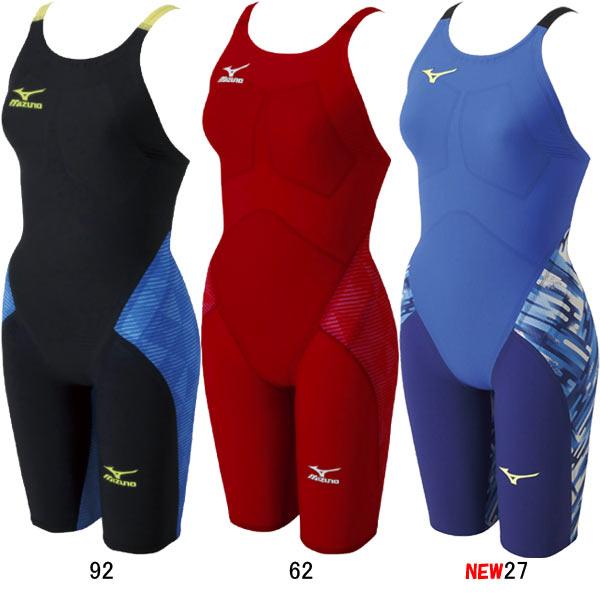 【5/15当店ポイント最大33倍!】【30%OFF】ミズノ(MIZUNO)女性用 競泳水着 GX-SONIC III ST ウイメンズハーフスーツ N2MG6201