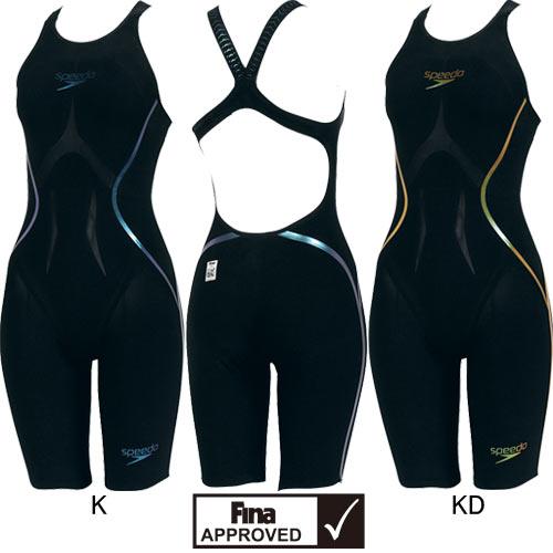 【35%OFF】スピード(SPEEDO)女性用 競泳水着 LZR RACER X オープンバックニースキン SD45H51【smtb-k】【kb】