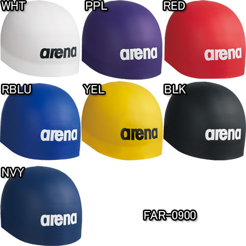 bacfc67028d swimshop: Arena (ARENA)AQUAFORCE 3D silicon swimming cap (dome type ...