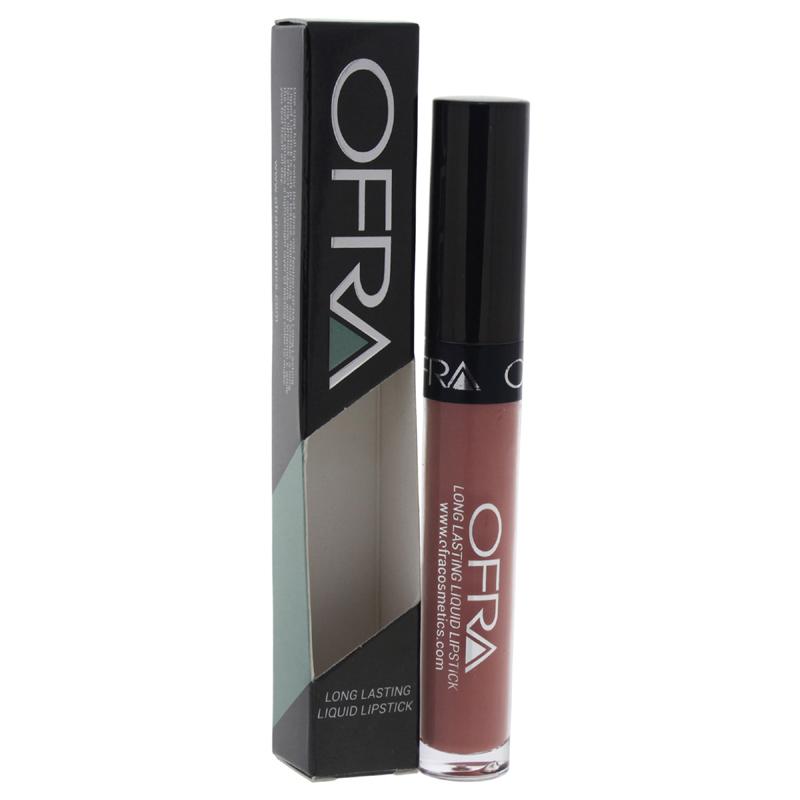 【正規品】【送料無料】OfraLong Lasting Liquid Lipstick - Aries0.2ozロングラスティングリキッドリップスティック - 牡羊座【海外直送】