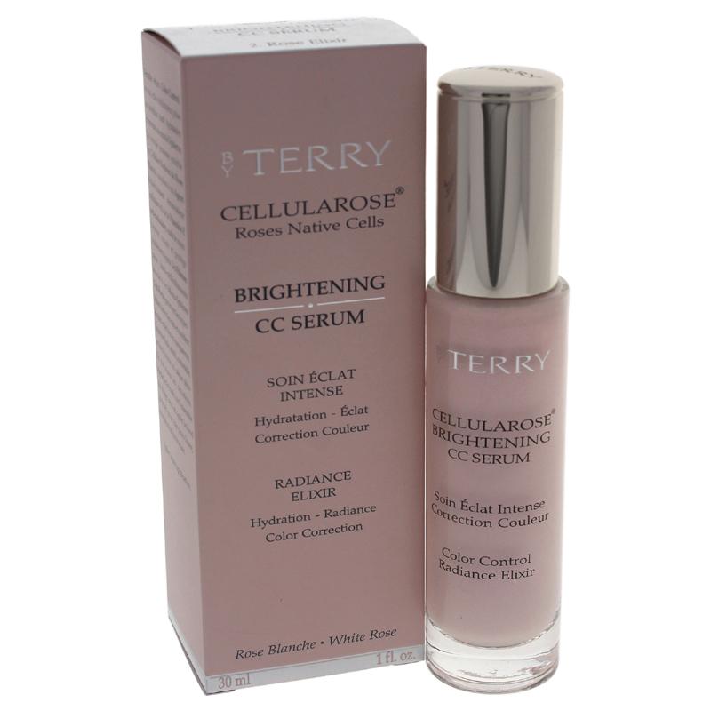 【正規品】【送料無料】By TerryCellularose Brightening CC Serum - # 2 Rose Elexir1ozCellularoseブライトニングセラムCC - #2ローズElexir【海外直送】