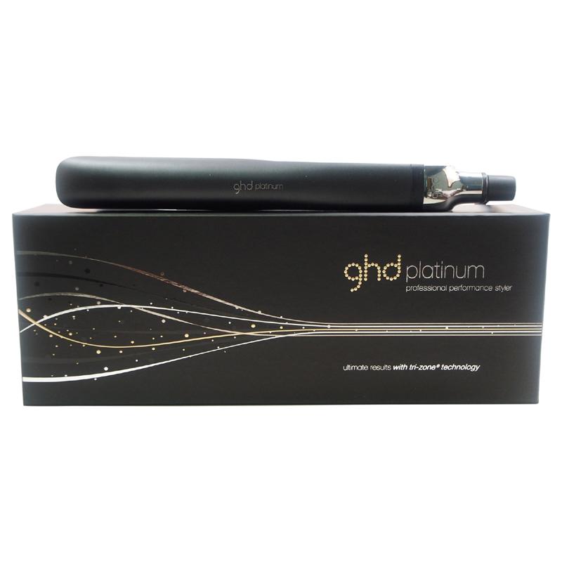【正規品】【送料無料】【GHD】GHD Platinum Professional Performance Styler Flat Iron - Black1InchGHDプラチナプロフェッショナルパフォーマンススタイラーフラットアイアン - ブラック【海外直送】