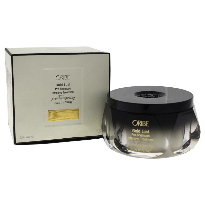 【正規品】【送料無料】【Oribe】Gold Lust Pre-Shampoo Intensive Treatment4ozゴールドラスト前シャンプーインテンシブトリートメント【海外直送】