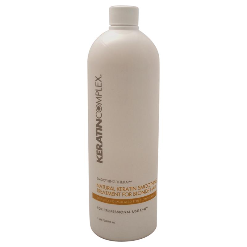 【正規品】【送料無料】【Keratin Complex】Keratin Complex Natural Keratin Smoothing Treatment For Blonde Hair33.8ozブロンド髪のケラチンコンプレックスナチュラルケラチンスムージングトリートメント【海外直送】