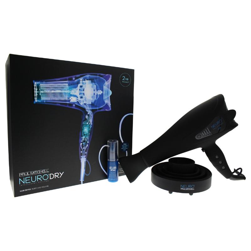 【正規品】【送料無料】【Paul Mitchell】Neuro Dry Hair Dryer - Model # NDNAS - Black1Pc神経ドライヘアドライヤー - モデル#NDNAS - ブラック【海外直送】