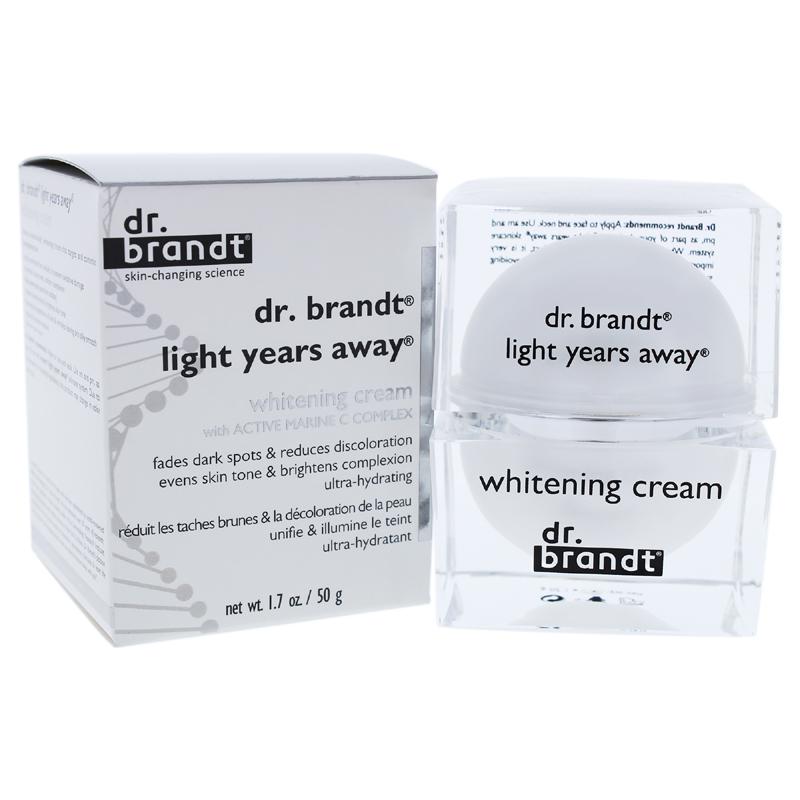 【正規品】【送料無料】【Dr. Brandt】Light Years Away Whitening Cream1.7oz光年離れホワイトニングクリーム【海外直送】