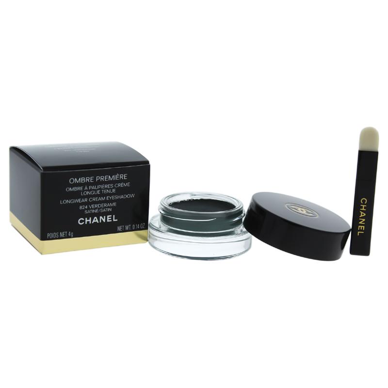 【正規品】【送料無料】【Chanel】Ombre Premiere Longwear Cream Eyeshadow - 824 Verderame0.14ozオンブルプレミアLongwearクリームアイシャドー - 824 Verderame【女性】【海外直送】