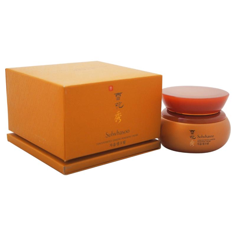 【正規品】【送料無料】SulwhasooConcentrated Ginseng Renewing Cream2.02oz濃縮人参リニューイングクリーム【海外直送】