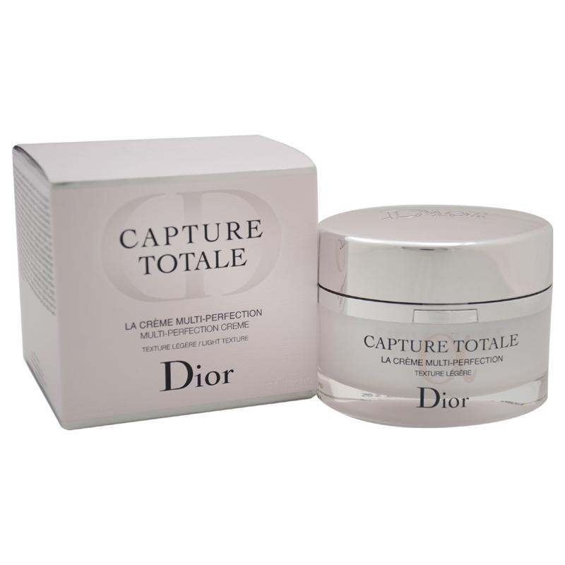 【正規品】【送料無料】Christian DiorCapture Totale Multi-Perfection Light Creme2ozカプチュールトータルマルチパーフェクライトクリームをキャプチャ【海外直送】