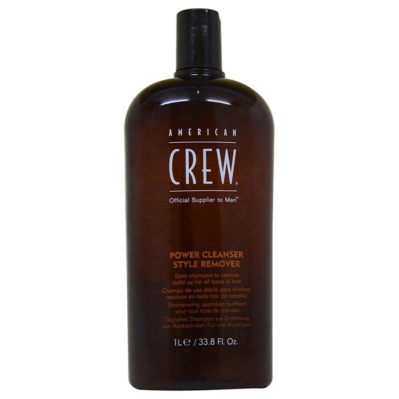 【正規品】【送料無料】【American Crew】Power Cleanser Style Remover Shampoo33.8ozパワークレンザースタイルリムーバーシャ??ンプー【海外直送】