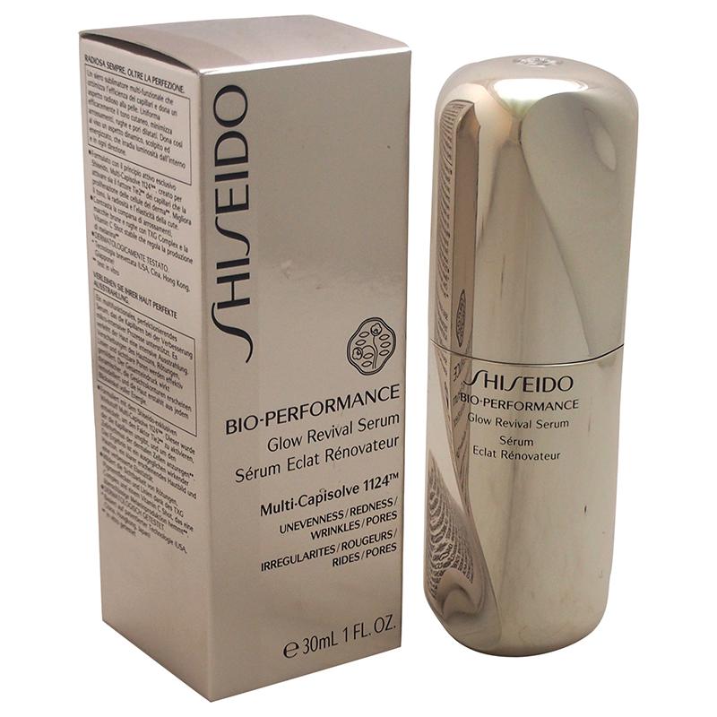 【正規品】【送料無料】【Shiseido】Bio-Performance Glow Revival Serum1ozバイオパフォーマンスグローリバイバルセラム【海外直送】