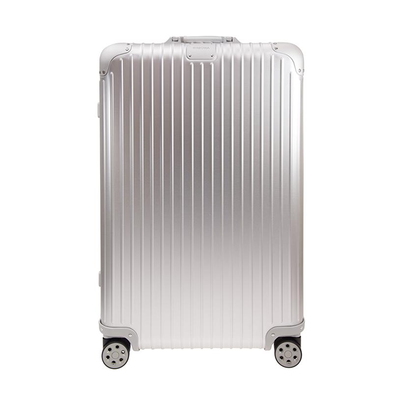 <title>全国一律送料無料 リモワ キャリーケース 4輪 キャリーバッグ TSAロック マルチホイール 大きめ 長期 旅行 出張 トラベル ビジネス お気にいる バッグ カバン RIMOWA スーツケース オリジナル チェックイン L 86L ORIGINAL Check-In 92573004 シルバー アルミニウム</title>