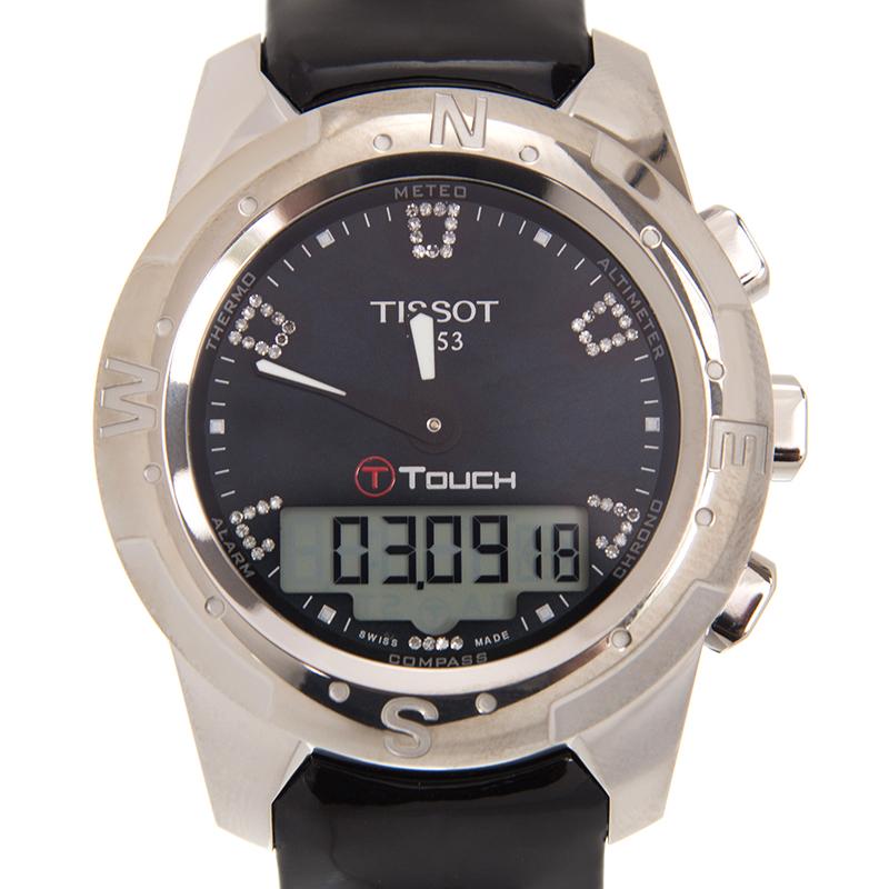 ベルト調整無料 全国一律送料無料 ティソ TISSOT レディース T047.220.46.126.00 腕時計 日本製 完売