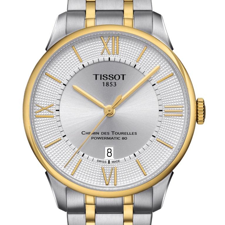 新品 TISSOT ティソ T099.407.22.038.00 シュマン デ トゥレル パワーマティック 80 自動巻き メンズ腕時計 クリスマス 年末 クからトレドまで幅広いアイテムを提案!