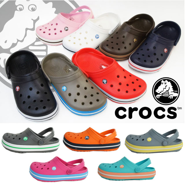 06a33d1c039d Crocs 11016 クロックバンド   crocs crocband mens Womens Aqua Sandals casual black