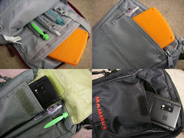 MAMMUT Tasch Pouch 2L 2520-00131挎包/マムートタッシュポーチBLACK(0001) MUD(4070) CHERRY(3189) IRON(0514)黑櫻桃鐵頭球棒旅行登山登山// fs2gm