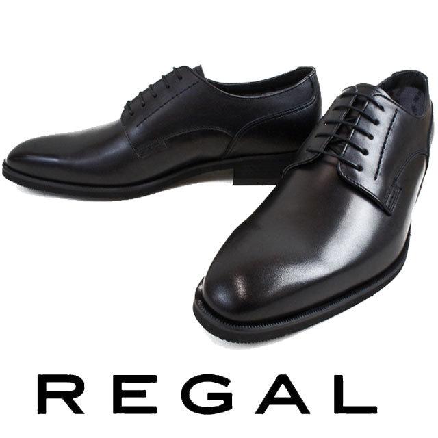 【送料無料】リーガル 靴 メンズ REGAL 革靴 紳士靴 ビジネスシューズ 34HR-BB B(黒) フォーマル evid m-sg