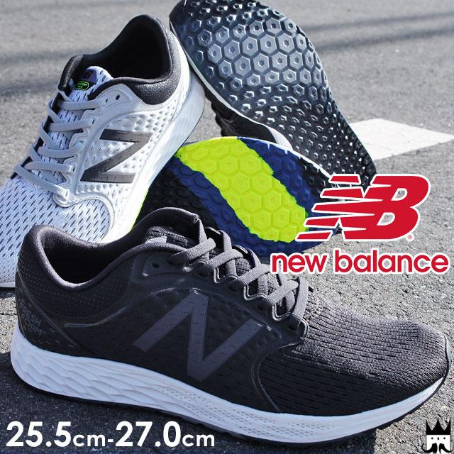 <title>SALE ニューバランス new balance メンズ スニーカー ランニングシューズ FRESH FOAM ZANTE 靴 人気 おすすめ 正規品 送料無料 MZANT ワイズD BK4 ブラック ホワイト WW4 evid2 5</title>