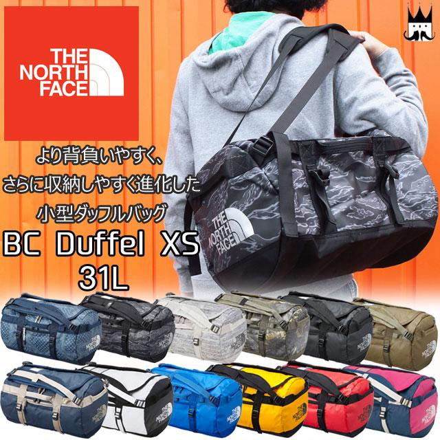 【あす楽】ザ・ノースフェイス THE NORTH FACE メンズ レディース BCダッフル XS NM81816 ベースキャンプシリーズ バックパック アウトドア K BH TS UN WK SG BR SB BC MS ET evid  /-