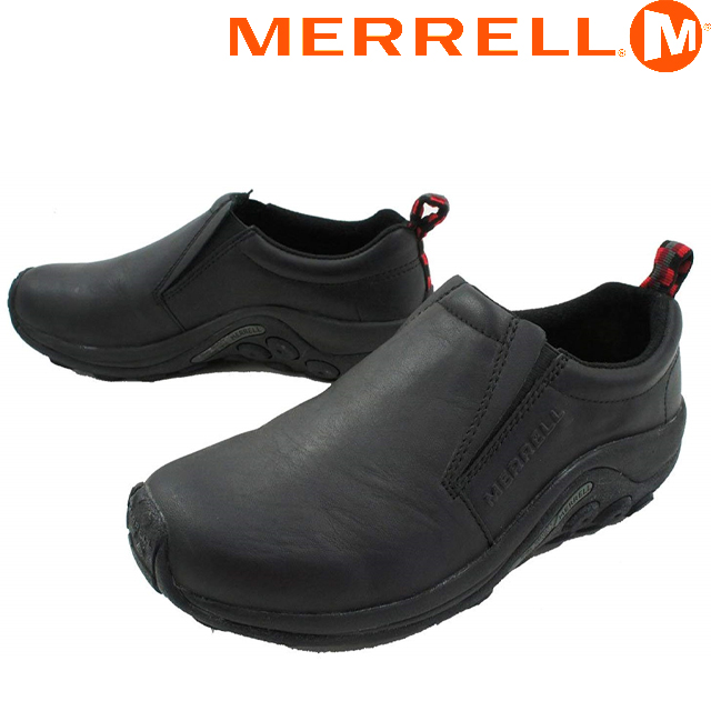 merrell jungle moc mens walking shoes difference