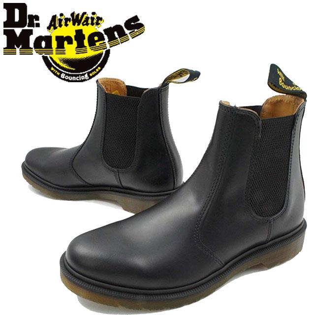 【送料無料】(一部地域除く) ドクターマーチン Dr.Martens メンズ レディース ブーツ 10297001 2976 CHELSEA BOOT チェルシーブーツ サイドゴアブーツ ショートブーツ レザー レザーブーツ カジュアル ハード ロック evid