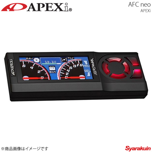 アペックス/APEXi AFC neo スズキ ジムニー JB23W K6A T/C 98/10~08/5 燃調 コントローラー
