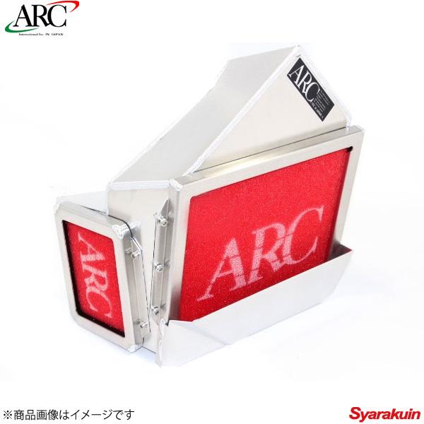 ARC Brazing/エーアールシーブレージング スーパーインダクションボックス ランサーエボリューション9 CT9A 4G63 エアクリーナー