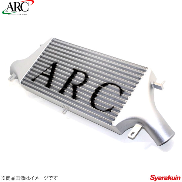 ARC Brazing/エーアールシーブレージング インタークーラー アルミ GT-R R35 M109 100mm 軽量 1N354-AA031