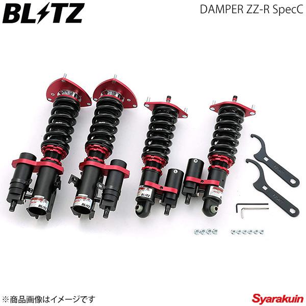 車高調キット BLITZ/ブリッツ DAMPER ZZ-R Spec-C フェアレディZ Z34 VQ37VHR