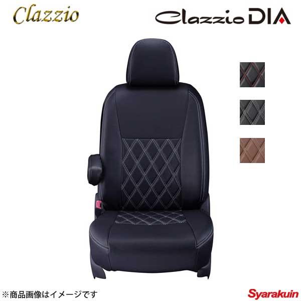 Clazzio/クラッツィオ クラッツィオ ダイヤ EN-0570 ブラック×ホワイトステッチ セレナ C25/NC25/CC25/CNC25
