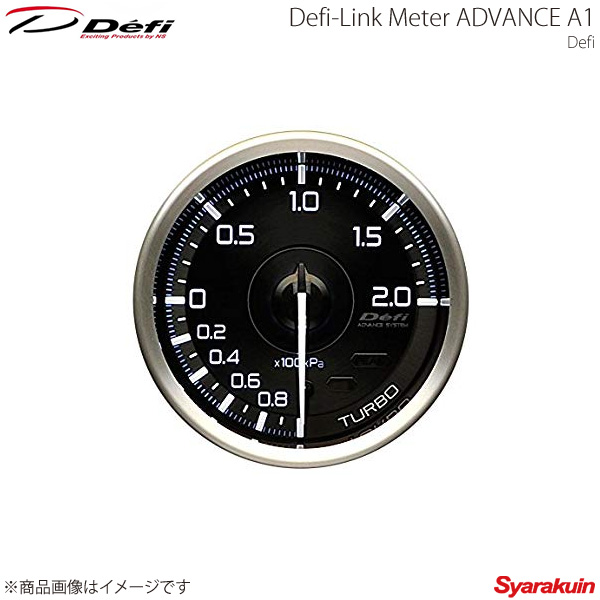 Defi/デフィー Defi-Link Meter ADVANCE A1 ターボ計 Φ60 -100kPa~+300kPa DF14901