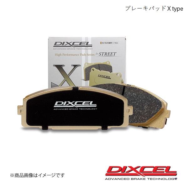 DIXCEL ディクセル ブレーキパッド X フロント LAND ROVER RANGE ROVER LG5SA/LGL5SC 13/10~