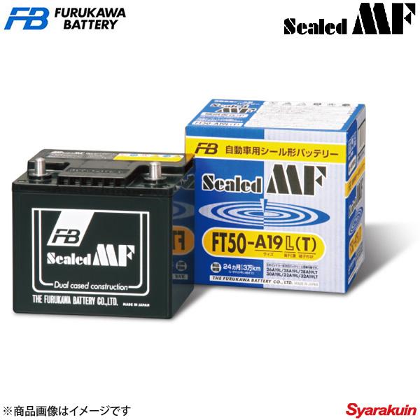 古河バッテリー シールドMFシリーズ スカイライン GF-BNR34 1999-2001 品番:FT-LA19LT