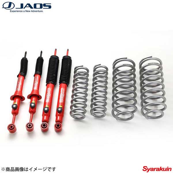 JAOS ジャオス BATTLEZ リフトアップセット AJ ver.C(50/30) FJクルーザー 左ハンドル車 減衰力調整式 車高調