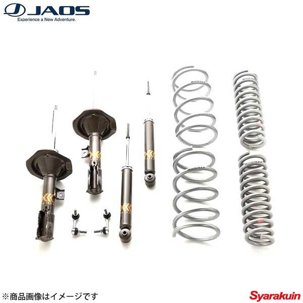 JAOS ジャオス BATTLEZ リフトアップセット VFS デリカ D:5 ディーゼル車 減衰力固定式 車高調