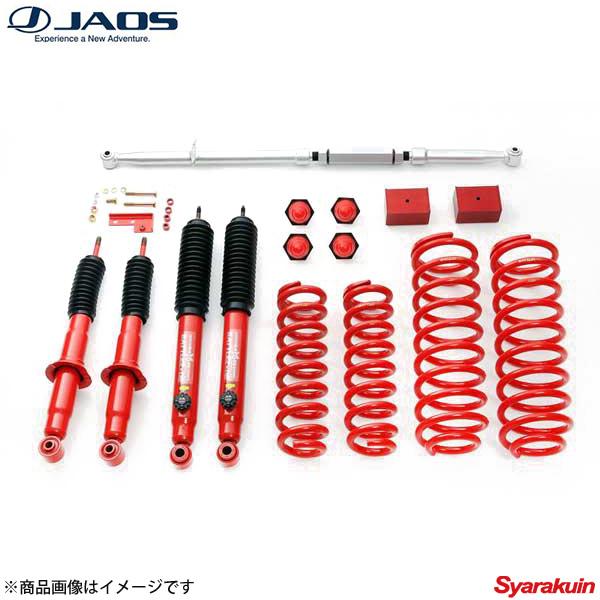 JAOS ジャオス BATTLEZ リフトアップセット AJ コンプリート サーフ 185系 ガソリン車 減衰力調整式 車高調