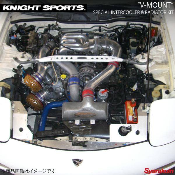 KNIGHT SPORTS ナイトスポーツ V-MOUNT 用バッテリートレイ RX-7 FD3S ALL