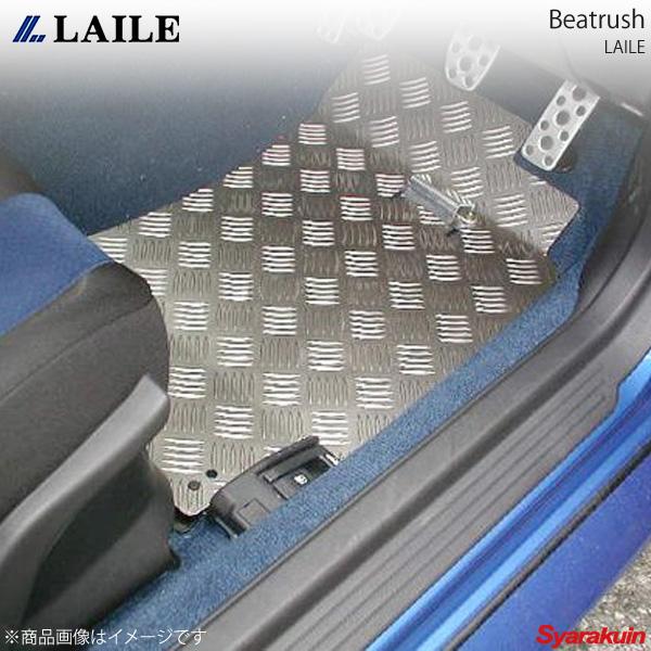 レイル / LAILE Beatrush アルミフロアパネル インプレッサ GDA GDB 運転席側 S76016FPRA