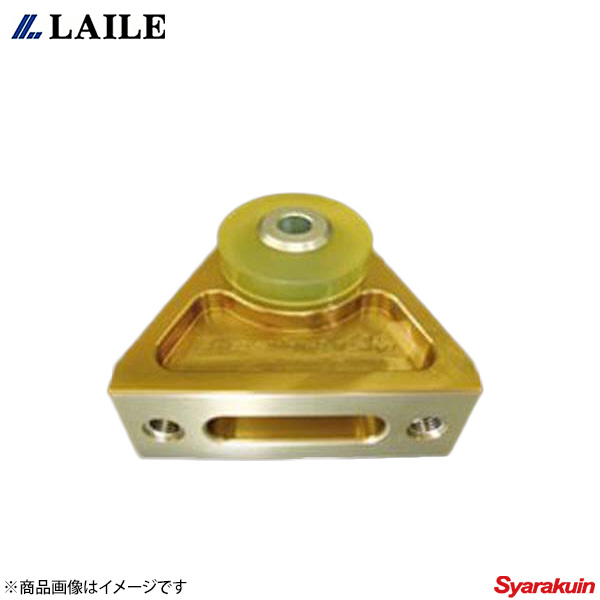 LAILE レイル エンジンロールストッパー ランサーエボリューション10 CZ4A