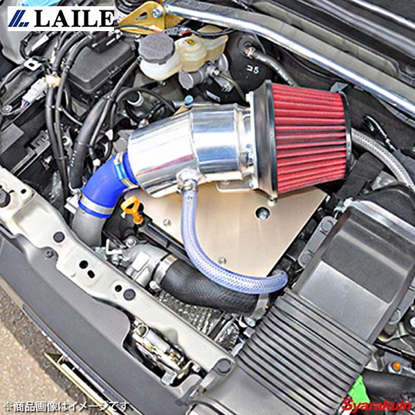 レイル / LAILE Beatrush インテークキット アルトワークス HA36S エアクリ サクションS98504SPS