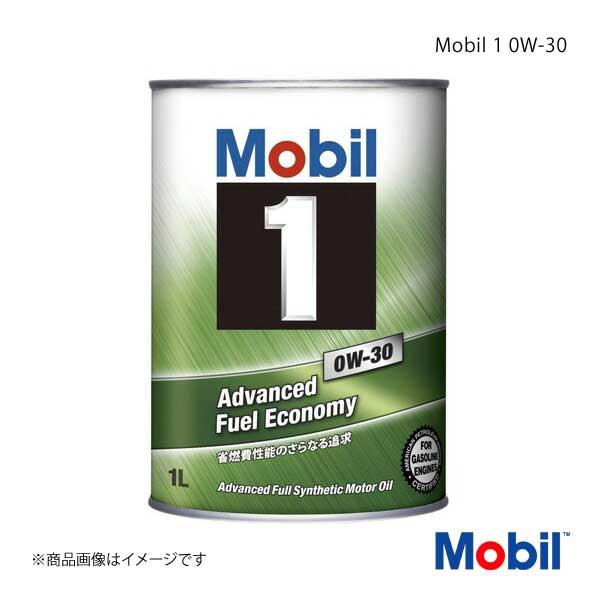 Mobil モービル エンジンオイル Mobil 1 0W-30 1L×12本