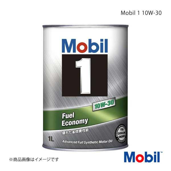 Mobil モービル エンジンオイル Mobil 1 10W-30 1L×12本